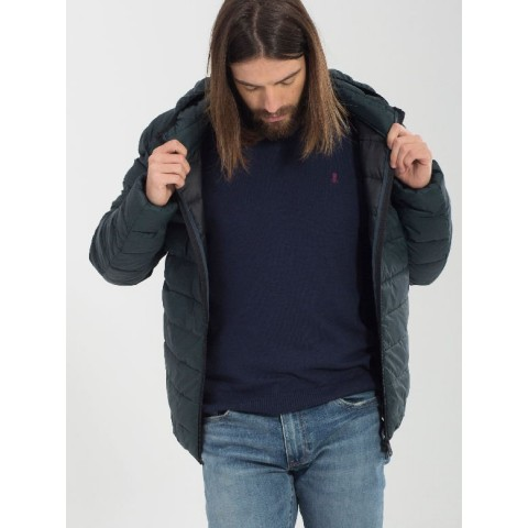 Man Hood Jacket El Pulpo by Ecoalf