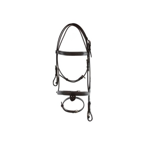 Leather Pony Bridle Guy Cantin