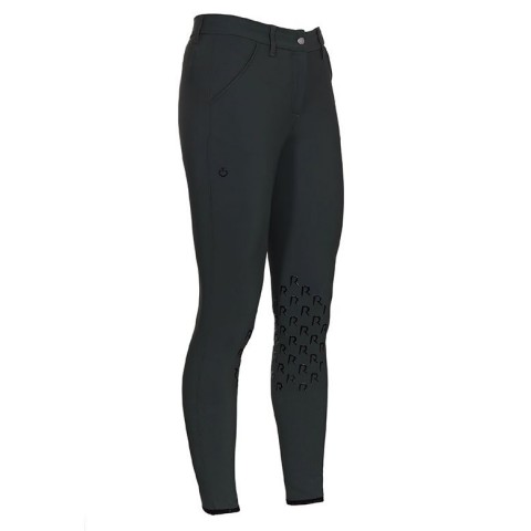 Woman Breeches Knee-High Perforated REVOLUTION Cavalleria Toscana - PAD127