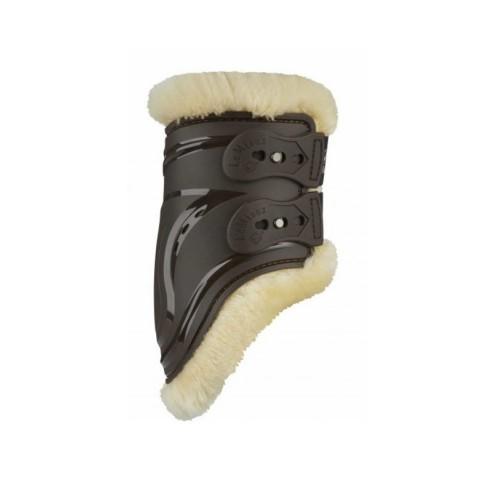 Rear Horse Boots Impact Responsive Gel LeMieux