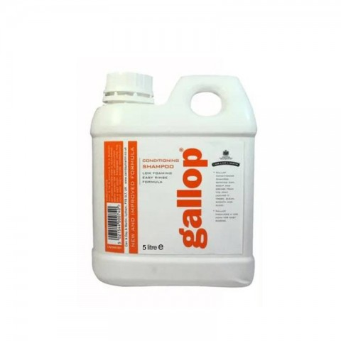 Shampoo Gallop Carr&Day 5 Litres