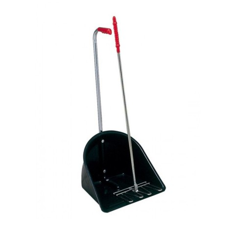 Manure Shovel with Rake Stubbs