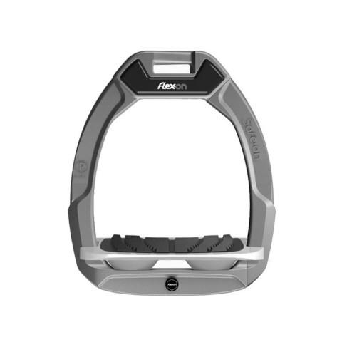 Safe-On Stirrups (Inclined Grip) Flex-On