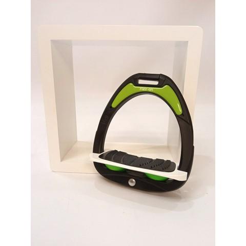 Green Composite Junior Stirrups Flex-On