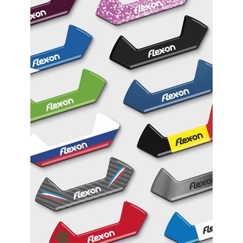 Safe-On Stirrup Stickers (Pair) Flex-On