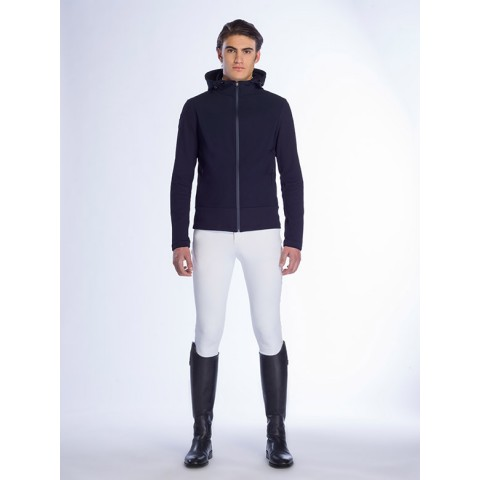 Men's Hooded Jacket Cavalleria Toscana - GIU216