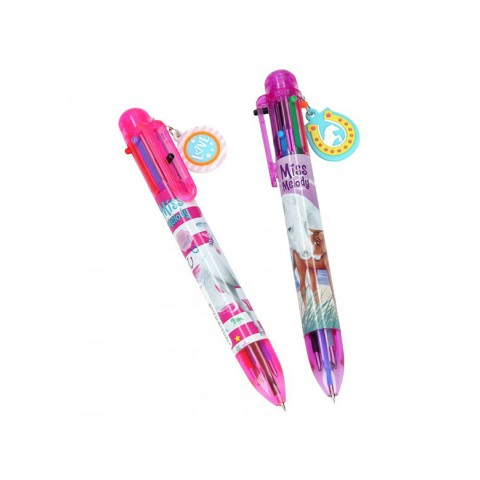 Pen 6 Colour Miss Melody