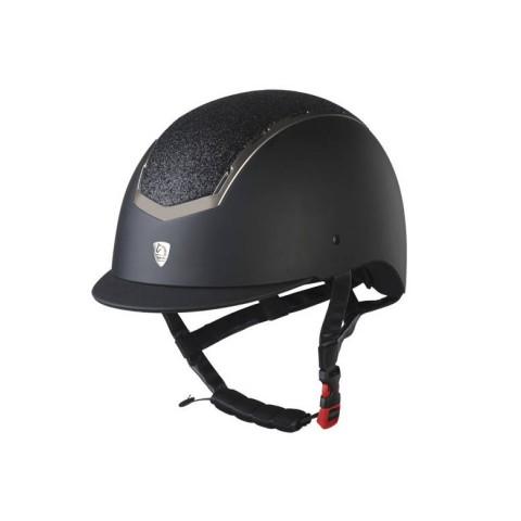 Helmet With Glossy Plate  Tattini