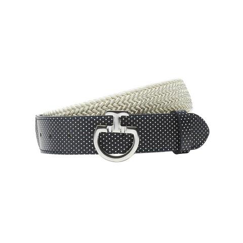 Cinturón Mujer Elástico Perforated Cavalleria Toscana
