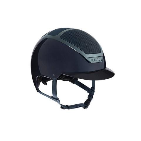 Dogma Pure Shine Chrome Helmet KASK
