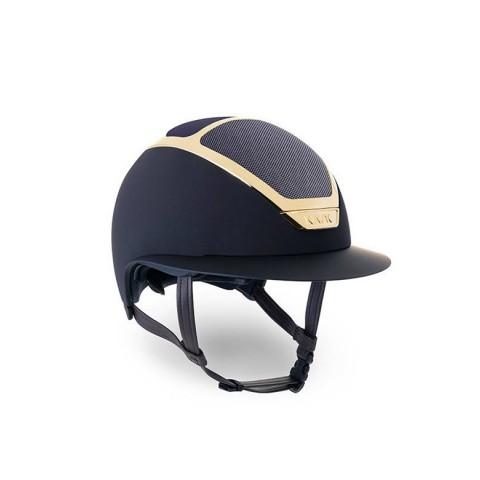 Star Lady Gold Helmet KASK