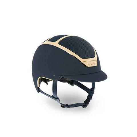 Dogma Chrome Light Gold Helmet KASK