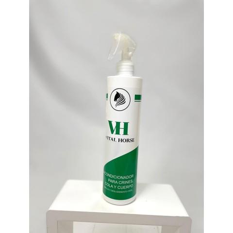 Acondicionador para Crines, Cola y Cuerpo Vital Horse (500 ml)
