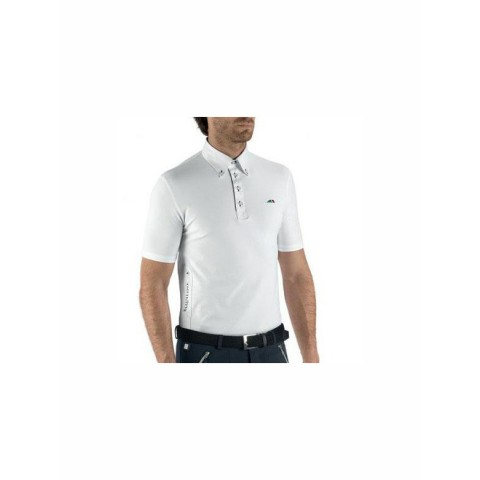 Man Competition Polo Fox Equiline
