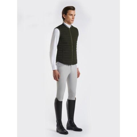 Men's Quilted Vest Cavalleria Toscana - GLU166