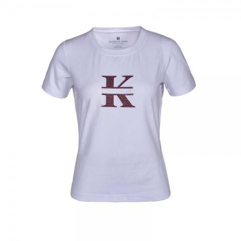 KLlalita Women's Round Neck T-Shirt Kingsland