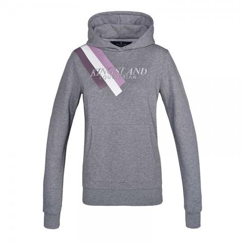 KLlyris Women's Hooded Sweatshirt Kingsland