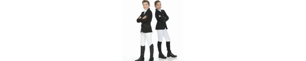 Kid's Riding Clothing  | Tuxe Life, Equestrian Shop Online
