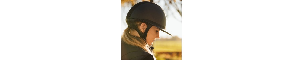 Riding Helmets & Body Protrectors & Airbags   Tuxe Life, Equestrian Shop Online