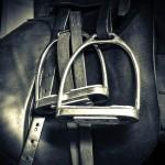 Stirrups & leathers