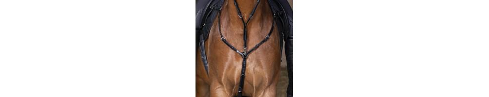 Breastplates & Martingales   Tuxe Life, Equestrian Shop Online